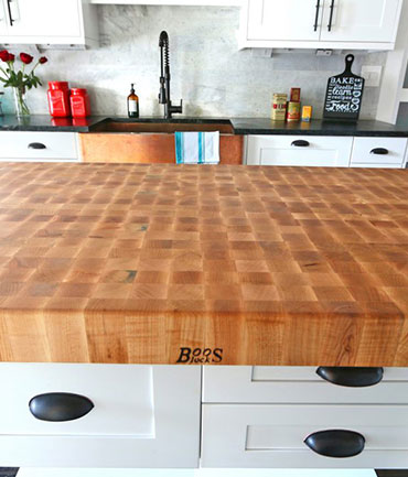 gallery image for Butcher Block Slabs - 0