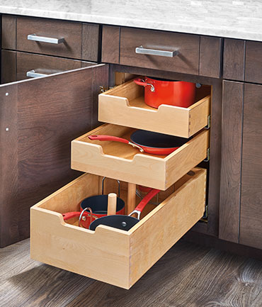 gallery image for Cabinet Slideouts - 0